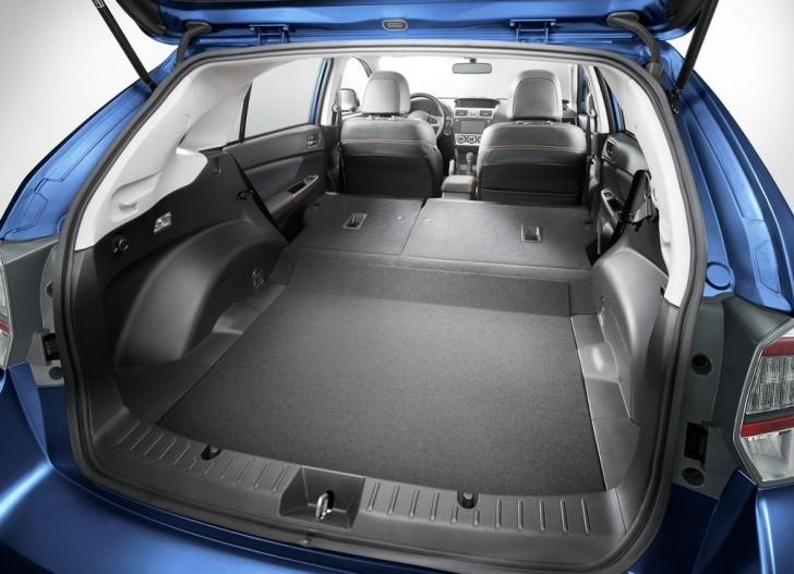 Subaru XV (2016)7