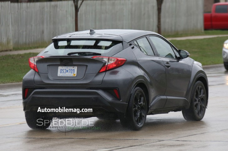 Toyota-C-HR-production-spy-shots-rear-three-quarter4