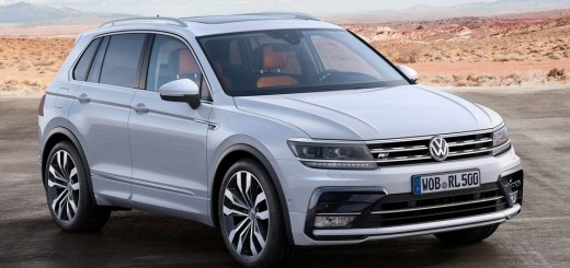 Volkswagen Tiguan (2017)1