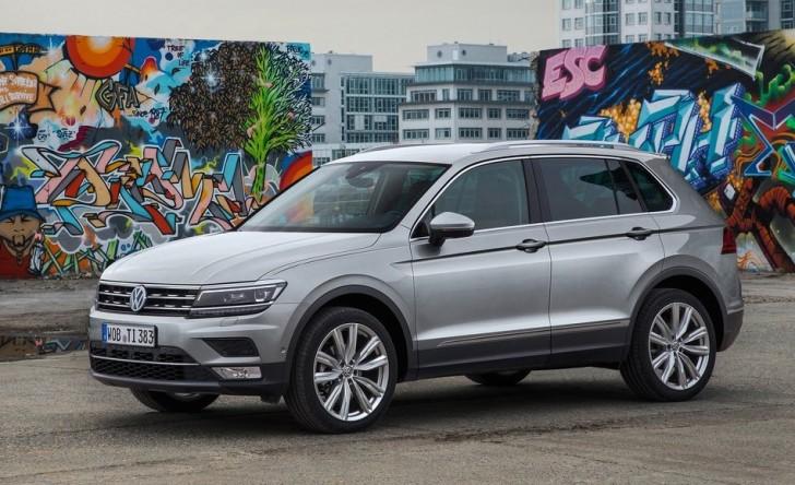 Volkswagen Tiguan (2017)2