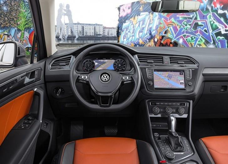 Volkswagen Tiguan (2017)6