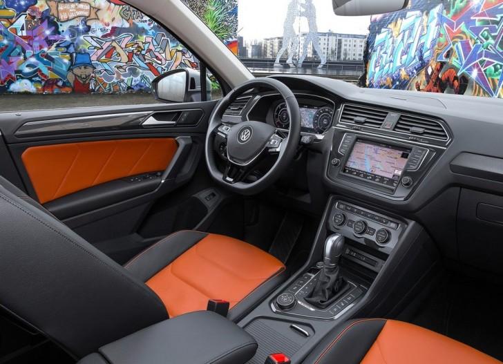 Volkswagen Tiguan (2017)7
