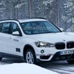BMW「X1」にプラグインハイブリッド発表間近;スパイショット画像集