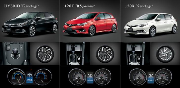 トヨタ オーリス トヨタ自動車WEBサイト