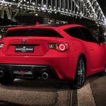 トヨタ「新型86シューティングブレークコンセプト 2016」発表;公式デザイン画像集