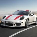 ポルシェ「新型911 R」=911台限定の発売:公式デザイン画像集