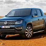 VW「新型Amarok Aventura 2017」発表;公式デザイン画像集