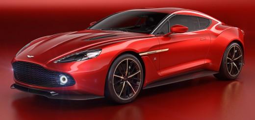 Aston martin Vanquish Zagato 01