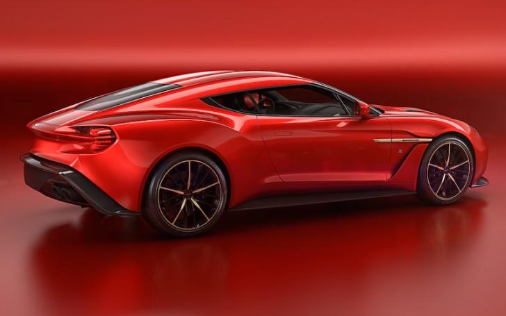 Aston martin Vanquish Zagato 02