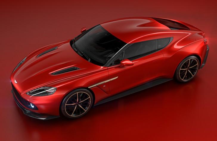 Aston martin Vanquish Zagato 03