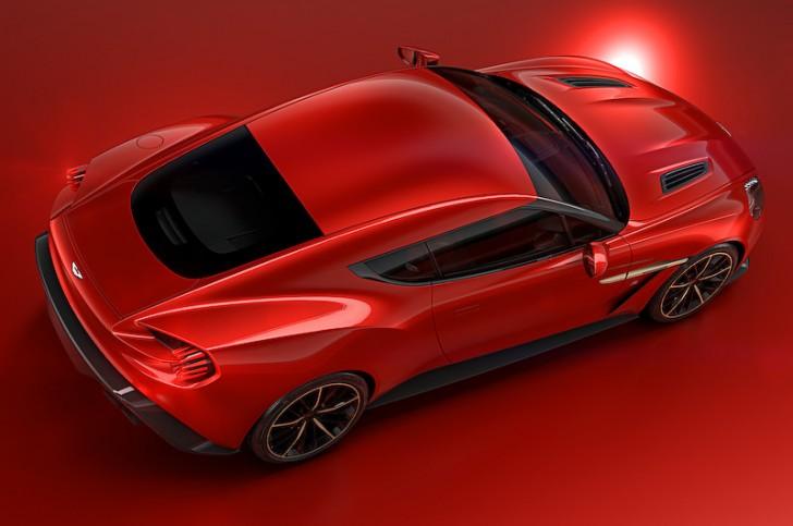 Aston martin Vanquish Zagato 04