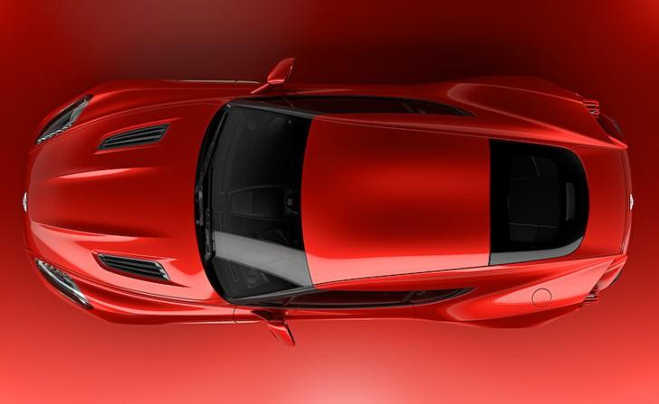 Aston martin Vanquish Zagato 05