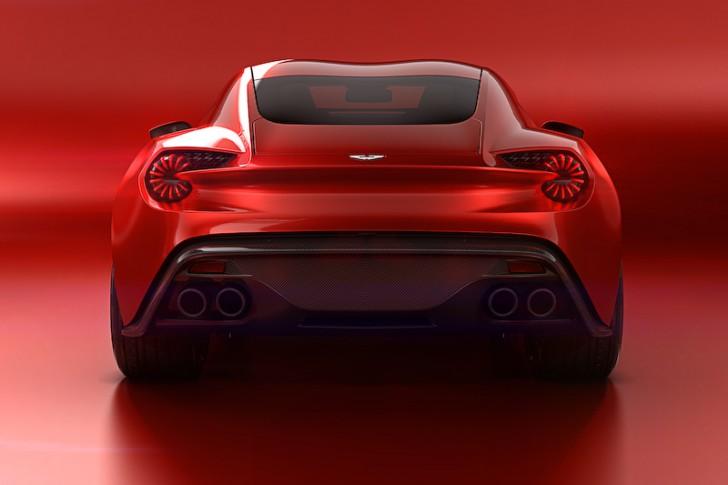 Aston martin Vanquish Zagato 07