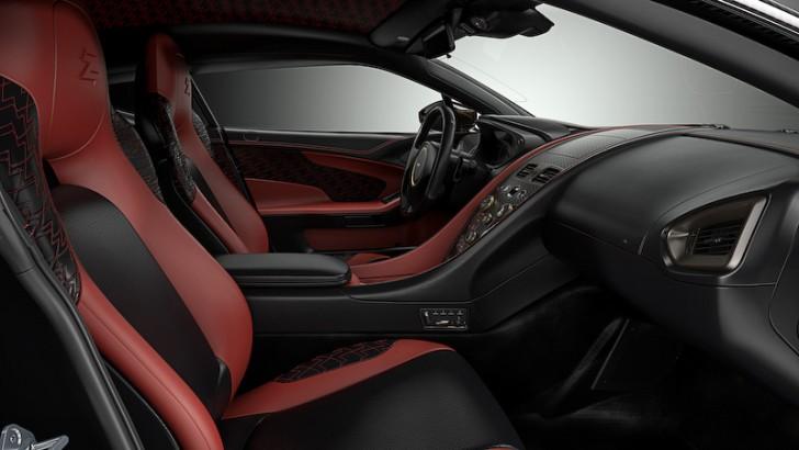 Aston martin Vanquish Zagato 09