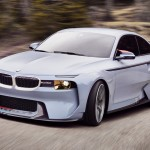 BMW「2002 Hommage Concept 2016」発表;公式デザイン画像集