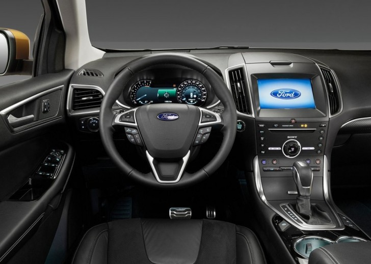 Ford Edge [EU] (2017)06