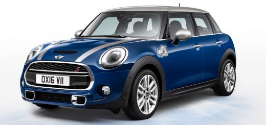 MINI Seven Special Edition Comes Out To Play