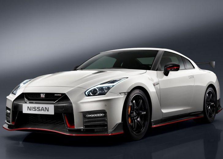 Nissan GT-R Nismo (2017)3