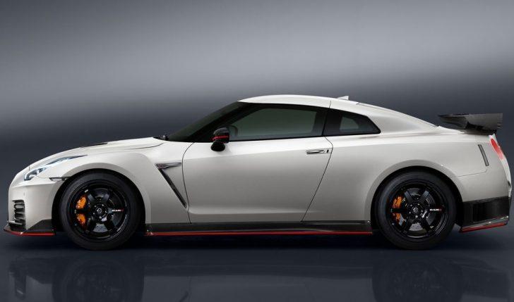 Nissan GT-R Nismo (2017)4