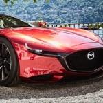 マツダ「次世代RX」実車を屋外初披露!やっぱり超カッコいい;実車デザイン画像集!