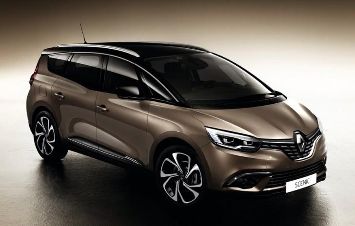 Renault Grand Scenic (2017) 1