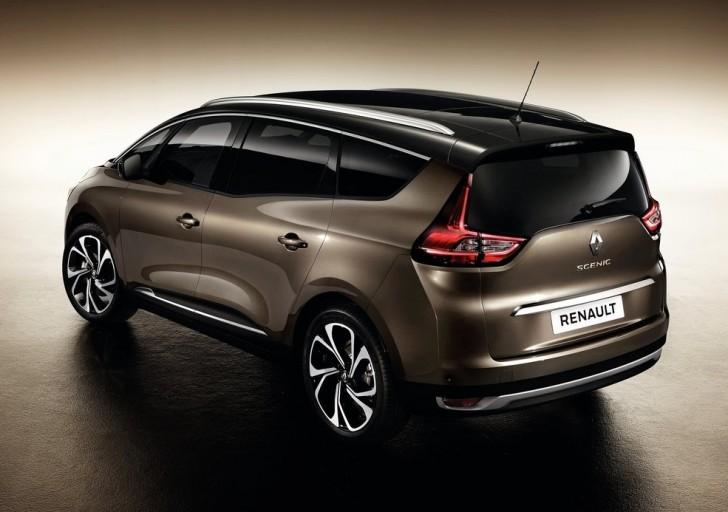 Renault Grand Scenic (2017) 3