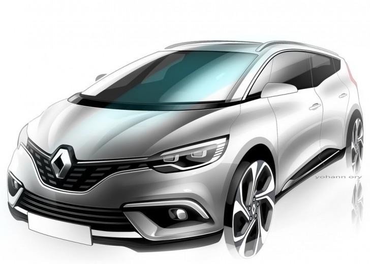 Renault Grand Scenic (2017) 7