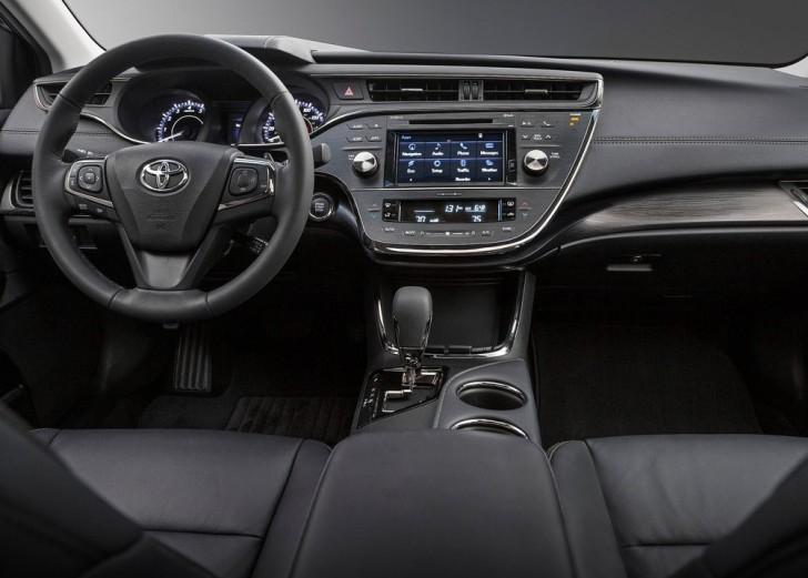 Toyota Avalon (2016)7