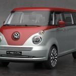 VW「T1 Revival Concept」発表;公式デザイン画像集!
