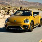 VW「ザ・ビートル デューン」発表;SUVビートルが市販化!