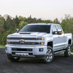 シボレー「新型Silverado 2500HD 2017」発表;公式デザイン画像集