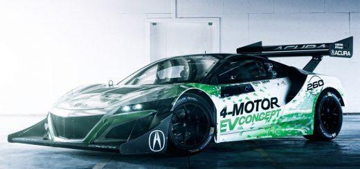 Acura NSX EV Concept (2016)1