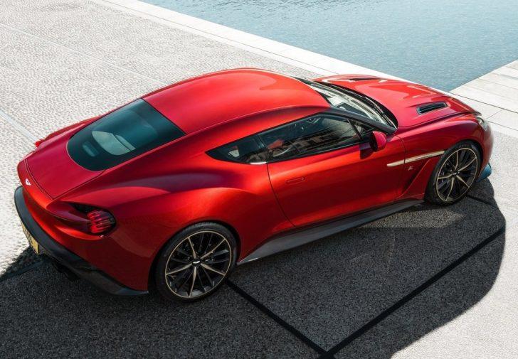 Aston Martin Vanquish Zagato (2017)4