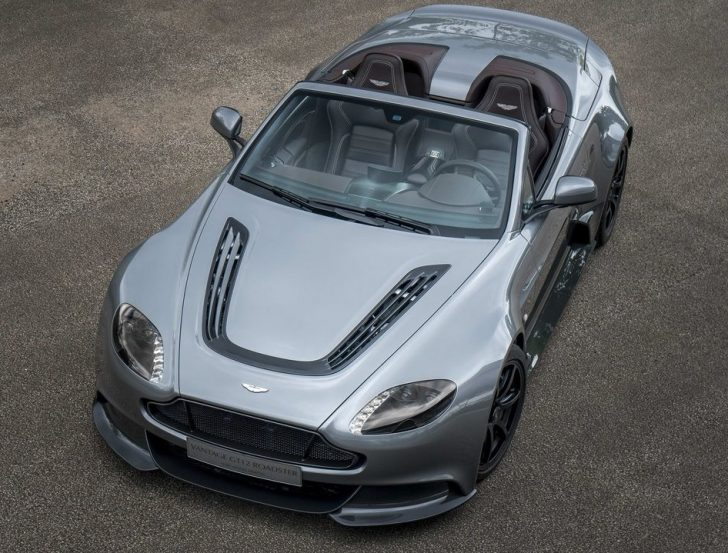 Aston Martin Vantage GT12 Roadster (2016)2