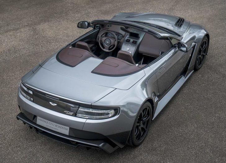 Aston Martin Vantage GT12 Roadster (2016)3