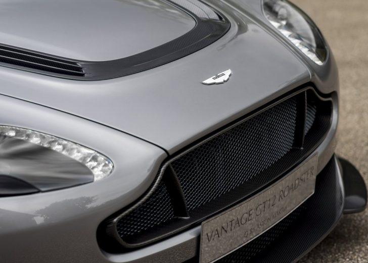 Aston Martin Vantage GT12 Roadster (2016)5