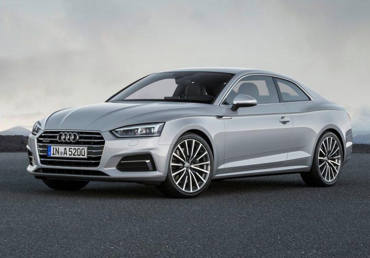 Audi A5 Coupe (2017)2
