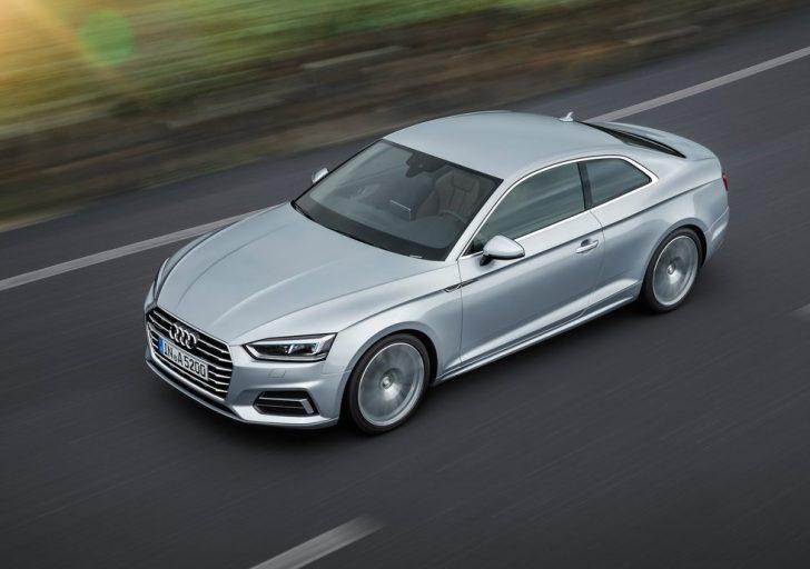 Audi A5 Coupe (2017)4
