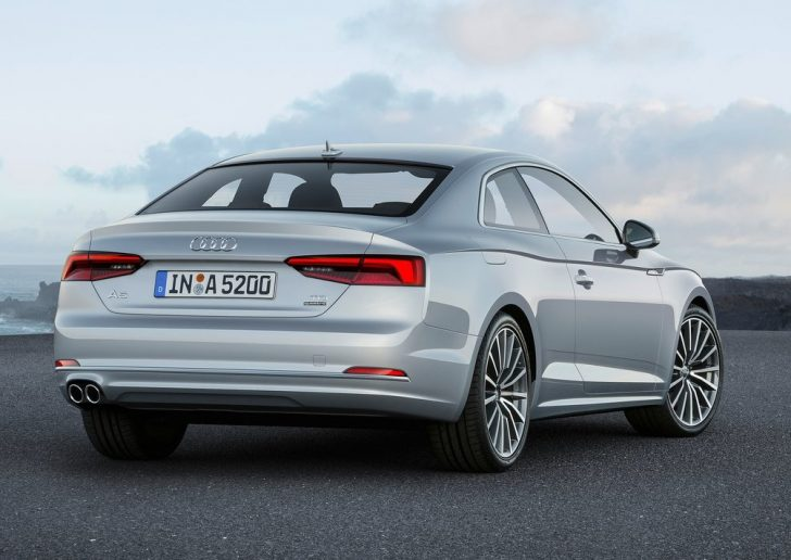 Audi A5 Coupe (2017)5