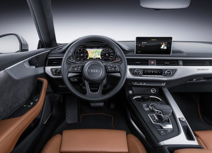 Audi A5 Coupe (2017)6