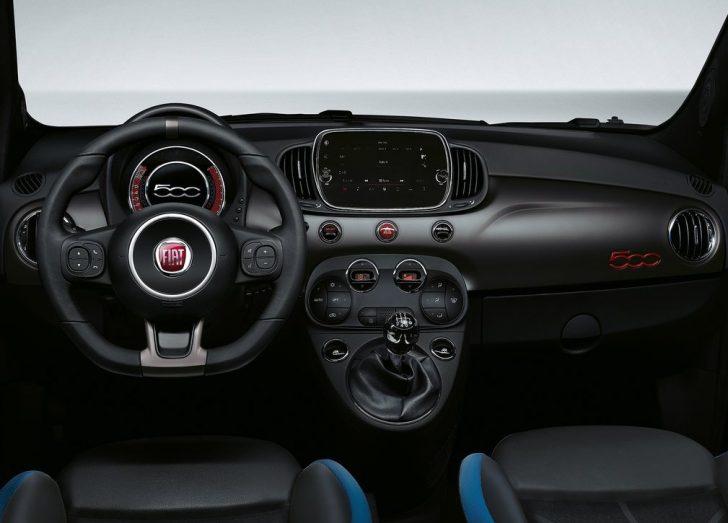 Fiat 500S (2017)8