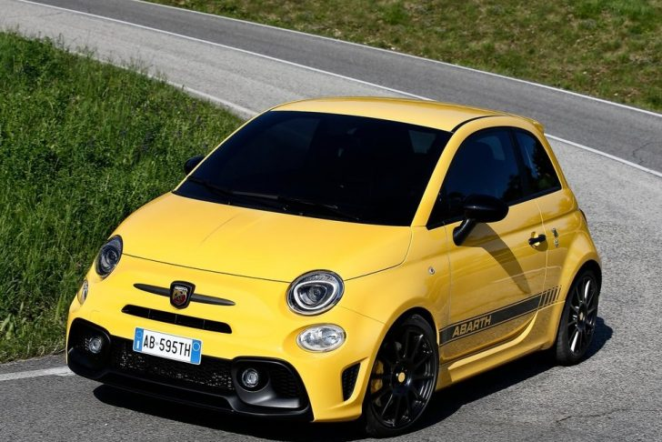 Fiat 595 Abarth (2017)2