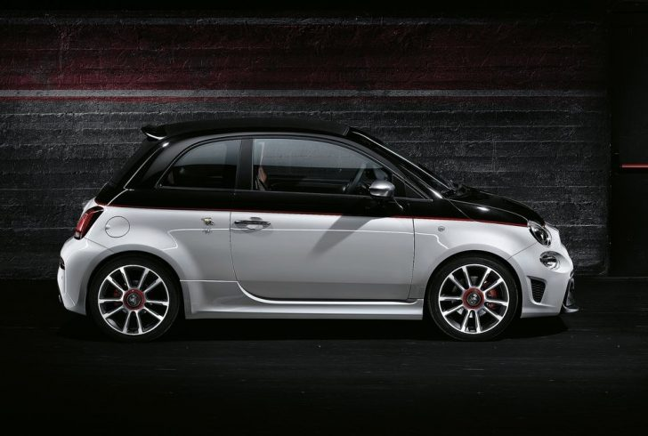 Fiat 595 Abarth (2017)5