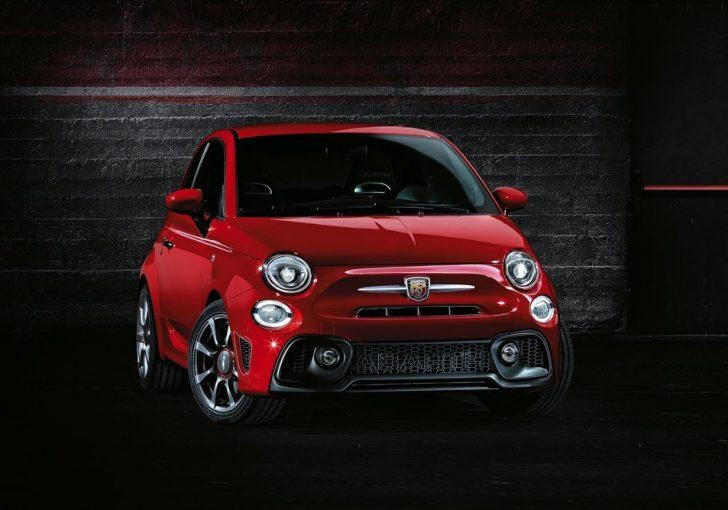 Fiat 595 Abarth (2017)6