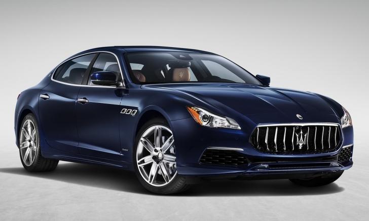 Maserati Quattroporte (2017)1