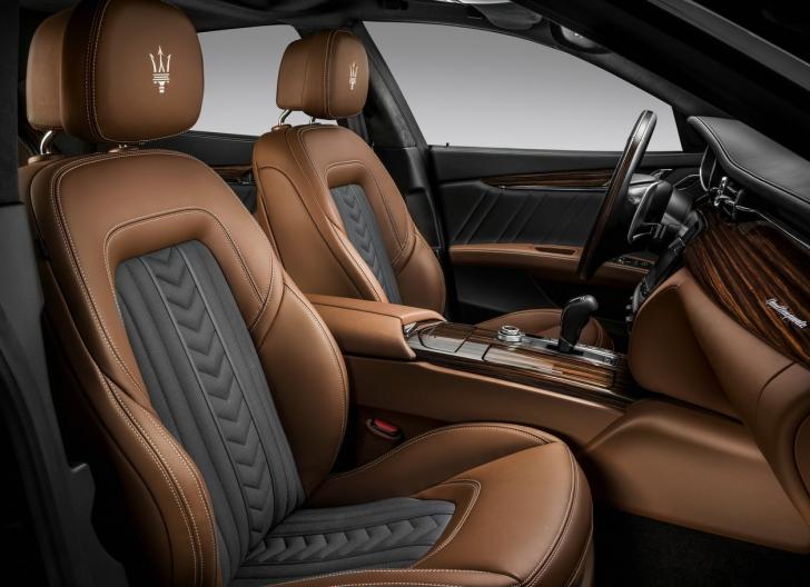Maserati Quattroporte (2017)6