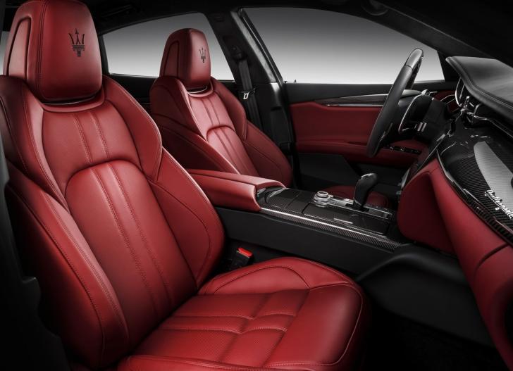 Maserati Quattroporte (2017)8