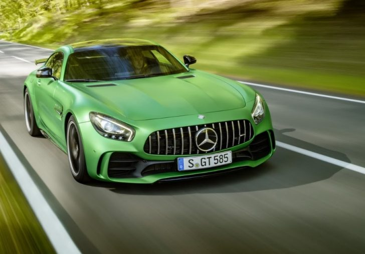 Mercedes AMG New Beastly GT R