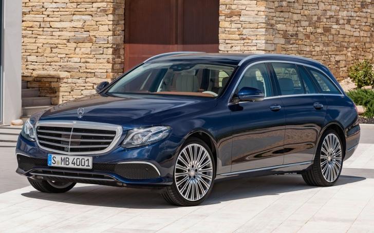 Mercedes-Benz E-Class Estate (2017)1