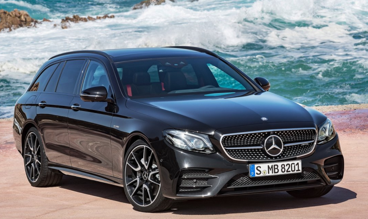 Mercedes-Benz E43 AMG 4Matic Estate (2017)1